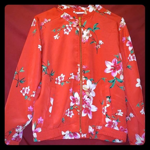 Susan Graver Jackets & Blazers - Bomber jacket